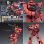 Comparison / Review with the new HGUC Char's Zaku II