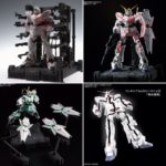 MGEX 1/100 Unicorn Gundam Ver.Ka, reservation acceptance on Amazon
