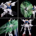 Review ROBOT魂 Gundam F91 Evolution-Spec