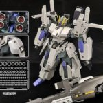 Metal Parts + Etching Parts Set by HD for MG FAZZ Ver. Ka: full images