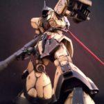 hiro_m1919's Remodeled HG The Origin MSD Series Dom Desert Custom