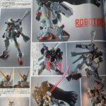 (Gundam) Magazine Scans September issue