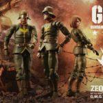 P-Bandai G.M.G. (Gundam Military Generation) 1/18 Zeon Soldier [With Benefits] Full info