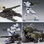 Review 30MM 1/144 Extended Armament Vehicle (TANK Ver.) Olive Drab