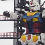 Latest images!!! @ Gundam Factory Yokohama. Gundam Global Challenge Project