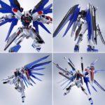 P-Bandai METAL ROBOT魂 Freedom Gundam