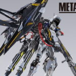 METAL BUILD Lightning Striker info
