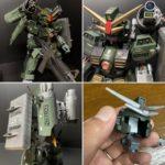 Gundam Leopard SSDD custom: images, wip