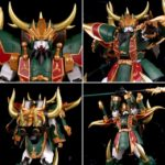 Review P-Bandai METAL ROBOT魂 Guan Yu Gundam Real Type Ver.