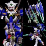 P-Bandai Review Metal Build Gundam Exia Repair IV