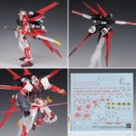 Review MG Gundam Astray Flight Unit 68 images