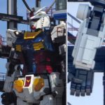 Daily dose of new images 1/1 RX-78F00 Gundam @ Gundam Factory Yokohama