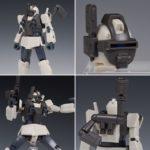 Review P-Bandai HG the Origin MSD Series GM NIGHT SEEKER