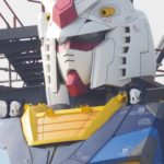 Monday: 1/1 RX-78F00 Gundam @ Gundam Factory Yokohama new images