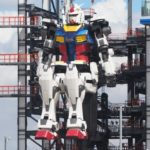Daily dose of latest images 1/1 RX-78F00 Gundam @ Gundam Factory Yokohama