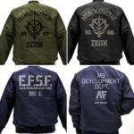 Cospa MA-1 Jacket Anaheim Electronics, Zeon Army and Earth Federation Army: full info, images