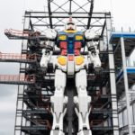 Full Back story! RX-78F00 Gundam Factory Yokohama (video, images too)