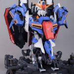 carson_june's 1/35 MSZ-006 Zeta Gundam Bust Plastic Model review