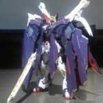 METAL BUILD Crossbone Gundam X1 Full Cloth sample images released