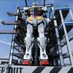 """The operation test video of """"Moving Gundam"""" in Yokohama has been released."""
