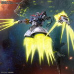 RG 1/144 Mobile Suit Gundam Last Shooting Zeong Effect Set: info, images