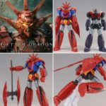 Review HG 1/144 Getter Dragon (Infinitism)