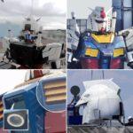 Enjoy 148 Images! 1/1 RX-78F00 Gundam @ Gundam Factory Yokohama