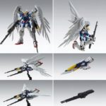 New Mold MG 1/100 Wing Gundam Zero EW Ver.Ka painted sample images, info