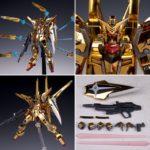 Review P-Bandai METAL ROBOT魂 ORB-01 Shiranui Akatsuki Gundam