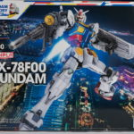 Read and watch: Review 1/100 RX-78F00 Gundam