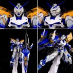 REVIEW Metal Build MBF-P03R Gundam Astray Blue Frame 2nd Revise