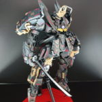 Custom MG Mononofu Musha GN-X images, info