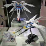 MG 1/100 Wing Gundam Zero EW Ver.Ka on display @ Gundam Base Tokyo