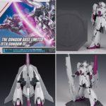 Review HGUC Gundam Base Limited: Zeta Gundam III