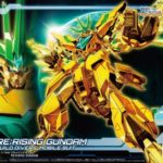 HGBD:R Re:Rising Gundam: many official images, release date