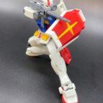 REVIEW ENTRY GRADE 1/144 RX-78-2 Gundam: many images