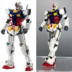 GFY Limited Gashapon RX-78F00 GUNDAM GFY LIMITED VER. Images, release date