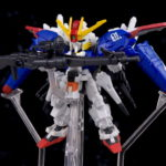 Mobile Suit Ensemble EX20 Ex-S Gundam Review