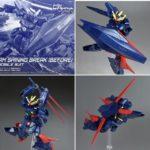 Review PB HGBD Gundam Shining Break (Before)