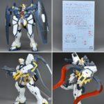 Review MG Gundam Sandrock EW Armadillo Unit