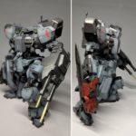 HG00 1/144 Tieren Custom: images, info