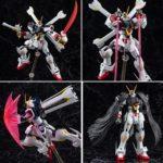 Photo Review ROBOT Spirits Crossbone Gundam X1 / X1 Kai EVOLUTION SPEC and full info