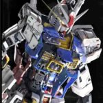 First images: PERFECT GRADE UNLEASHED 1/60 RX-78-2 Gundam