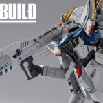 (News) METAL BUILD series new products related to Gundam F91 will be released