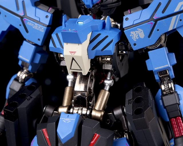 Review Pb Metal Robot Spirits Gundam Vidar Gunjap