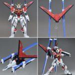 Review PB RG Sword Impulse Gundam