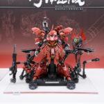 (Photo report) METAL STRUCTURE MSN-04 SAZABI @ Tamashii Nations Tokyo 2020
