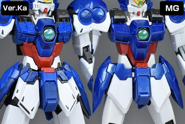 This Time We Introduce A Review Of Mg 1 100 Wing Gundam Zero Ew Ver Ka Gunjap