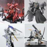 Gundam: Tamashii Nations Tokyo 2020 photo report