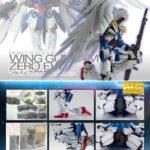 Many new images MG Wing Gundam Zero EW Ver.Ka